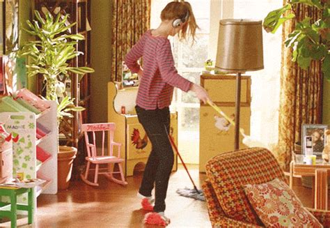 kitchen gif what s your kitchen cleaning jam song kitchn