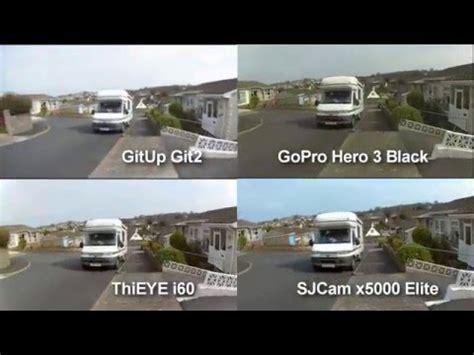 Kamera Sony X5000 eken h9 vs gopro 3 comparison funnydog tv