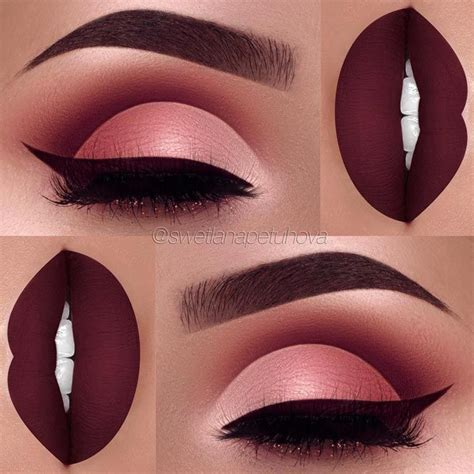 matte lipstick look best 25 maroon matte lipstick ideas on