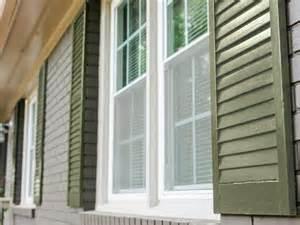 Exterior Trim Paint Colors - what color should you paint your exterior trim here are 10 colors to try out hgtv
