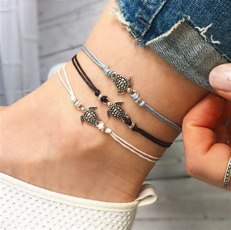 My Anklet redefine your with the best ankle bracelets bingefashion