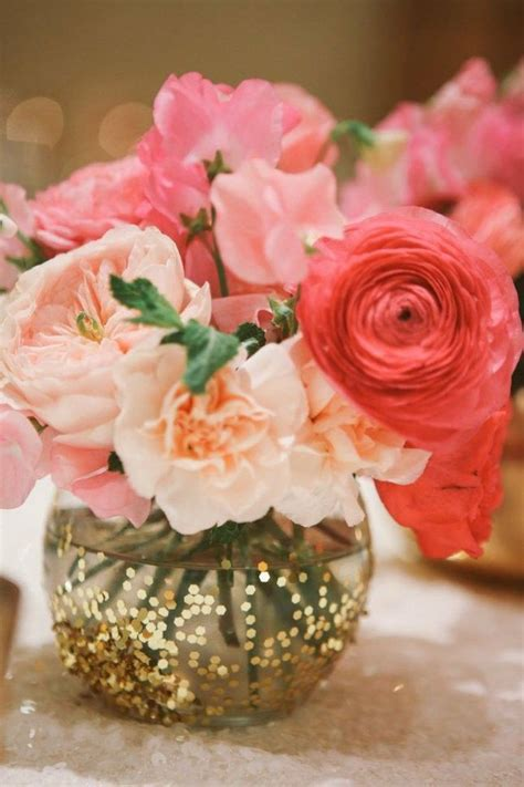 here are 20 ideas to add gold in your bathroom home best 25 glitter vases ideas on pinterest diy wedding