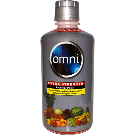 Omni Detox by Heaven Sent Naturals Omni Cleansing Liquid