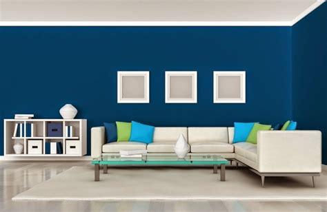 memilih warna  interior ruang tamu  bagian depan