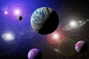 Outer Space Wall Murals peel and stick photo wall mural galaxy planets space photo