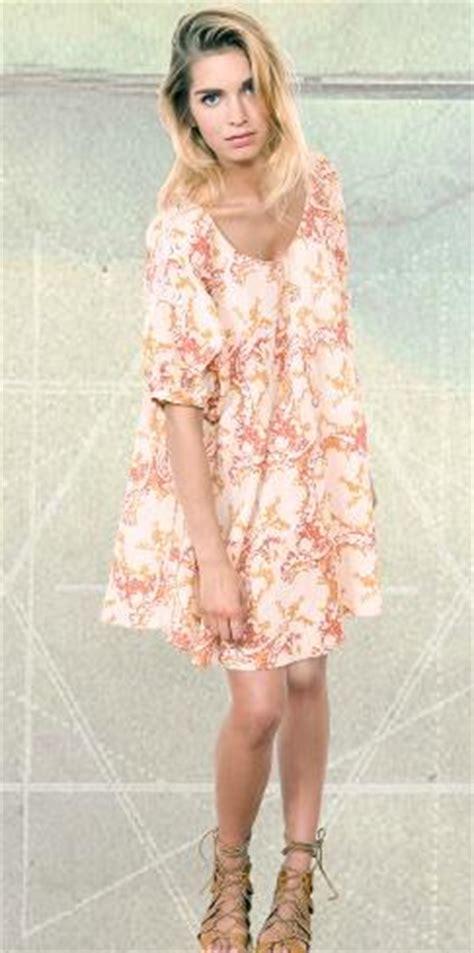 Style Boheme Chic Robe - robe femme boheme chic