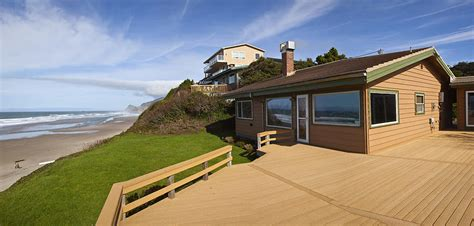 houses lincoln city house panorama lincoln city oregon photograph by