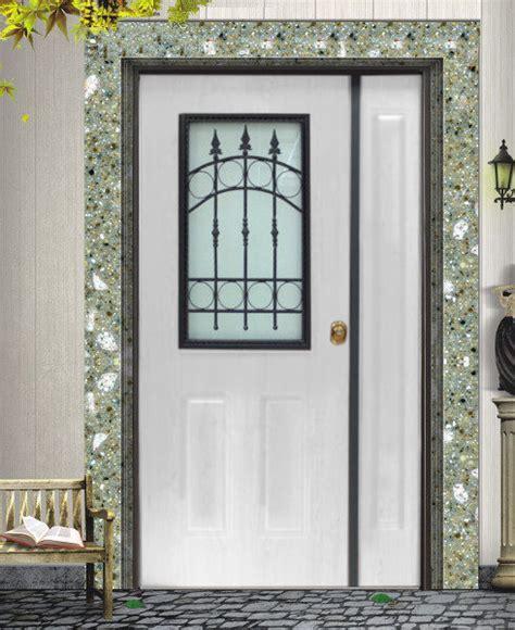 porta blindata vetro porta blindata mod bristol doppia anta con vetro e