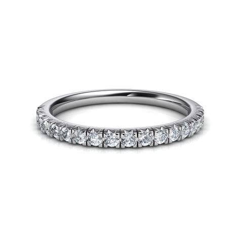 Wedding Bands Pave by Cut Pav 233 Wedding Band