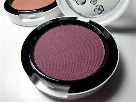 Mac Eyeshadow 8 Colour 2 Blush On mac give me liberty of plum blush review