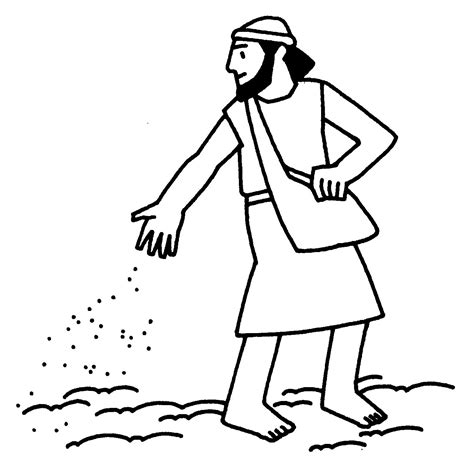 Parable Of The L by Parable Of A Sower And Seeds Mission Bible Class