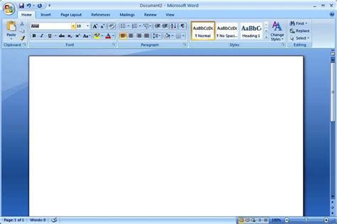 microsoft word normal layout how do i change the normal template in word 2007 to my