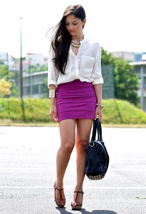 49 pencil skirt that will make you look like a
