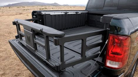 Diy Truck Bed Cargo Management Rambox Bed Extender Rambox Free Engine Image For User