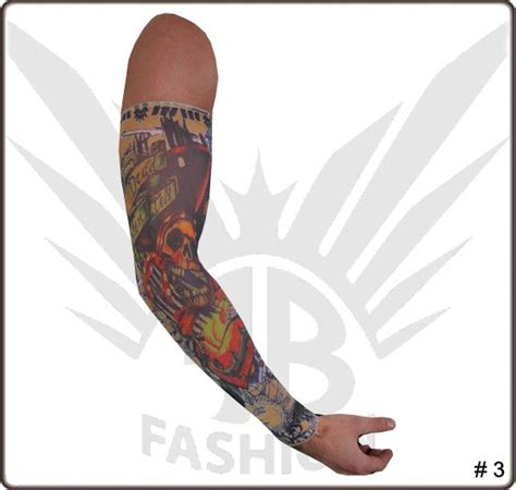 tattoo online kaufen tattoo fashion arm socken fb212 6 3 fancybeast kleider