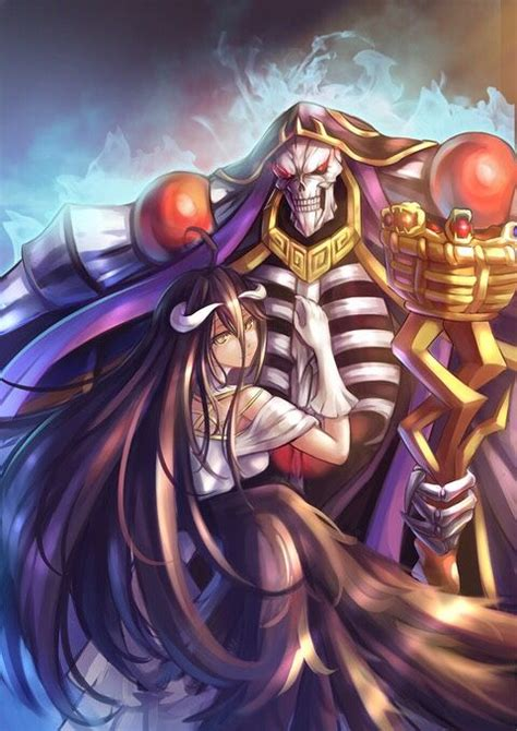 Anime 1 Overlord by Anime And Gowns On