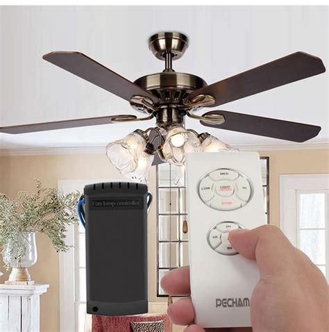 remote control ceiling fans universal wireless ceiling fan l remote controller kit