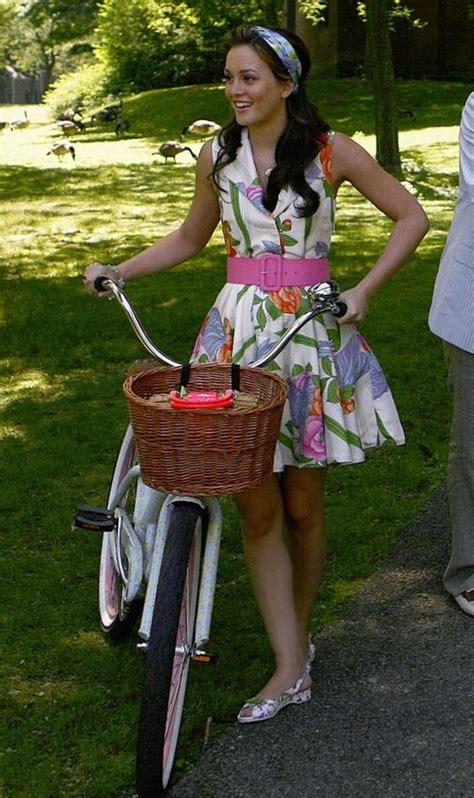 Style Leighton Meester Fabsugar Want Need by I Want My Closet To Consist Of All Of Blair Waldorf S
