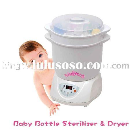Baby Safe 6 Bottles Express Steam Sterilizer bpa free bottle sterilizer
