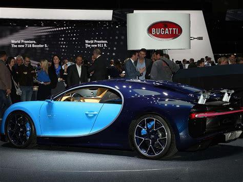 How Much Is The New Bugatti 2016 by Bugatti Chiron Geneva 2016 Pistonheads