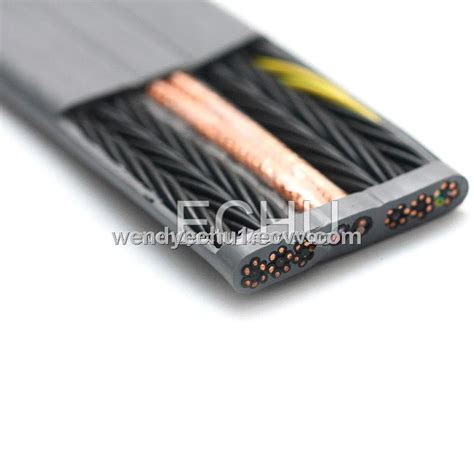 flat power wire pvc flat festoon power cable purchasing souring