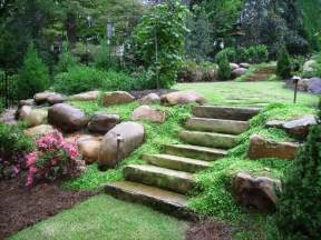 landscaping landscaping ideas for sloped edges