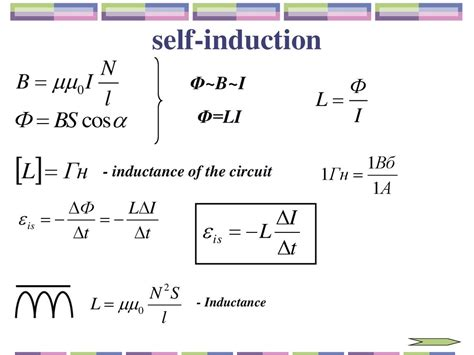 inductance definition physics self induction physics definition 28 images uy1 self inductance inductors mini physics learn