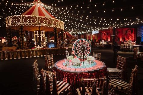 carnival themes are the next big trend in weddings we bet you on this shaadisaga