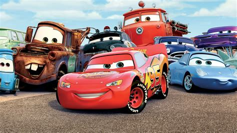 Lightning Mcqueen Wallpaper
