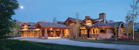 luxury log cabin home plans custom log homes luxury log handcrafted log homes precisioncraft