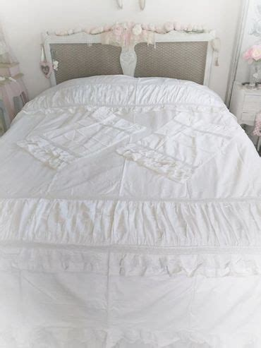 Couette Anglaise by Housse De Couette Broderie Anglaise Houssecouette 2 Coussins
