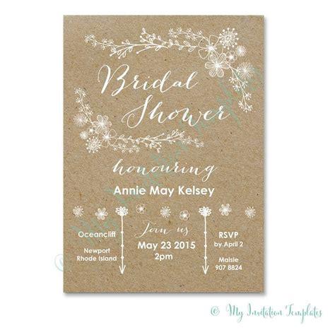 blank bridal shower invitations templates baptism invitation christening invitation cards superb