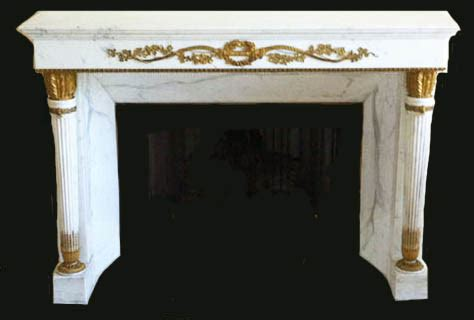 Spell Fireplace Mantel by Quot A1765 Quot