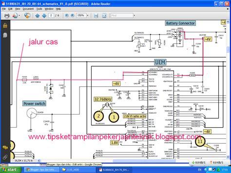 Konektor Cas Nokia 6500c hp tidak bisa dices tips dan triks