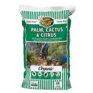 kellogg garden organics 1 cu ft palm cactus and citrus