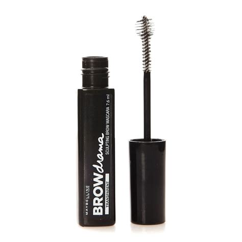 Maskara Transparan Maybelline maybelline brown drama mascara sourcils transparent