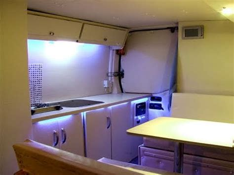 design your own motorhome how to make a self build motorhome on a low budget youtube