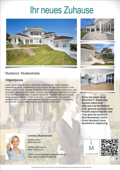 immobilien expose erstellen