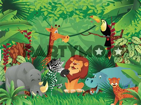 theme wordpress jungle birthday decorations jungle theme image inspiration of