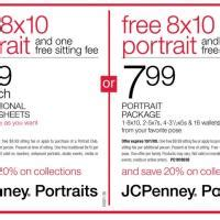 jcpenney portrait coupons printable no sitting fee jcpenney portrait coupons free sitting fee release date