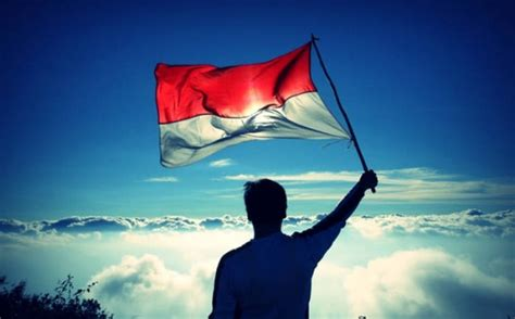 Merah Putih Merdeka kenapa warna bendera indonesia itu merah dan bukan oranye