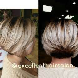 layer thick hair for ashort bob 18 best new short layered bob hairstyles popular haircuts