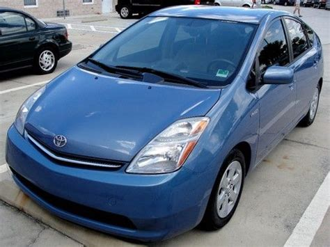 2006 Toyota Prius Mpg Sell Used 2006 Toyota Prius No Reserve 50mpg 1 Fl Owner