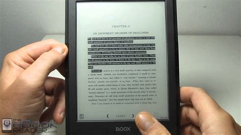 Onyx Boox T68 Lynx Pdf Review Video The Ebook Reader Blog | onyx boox t68 lynx pdf review youtube