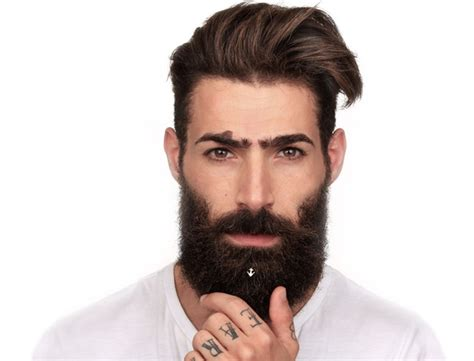 Home Design Experts You Can Now Dress Up Your Hair With Beard Jewelry