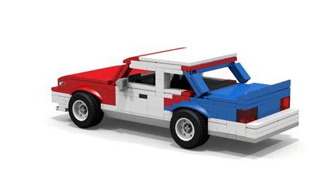 nissan lego moc lego nissan skyline r31 gts r 1988 khr31 race