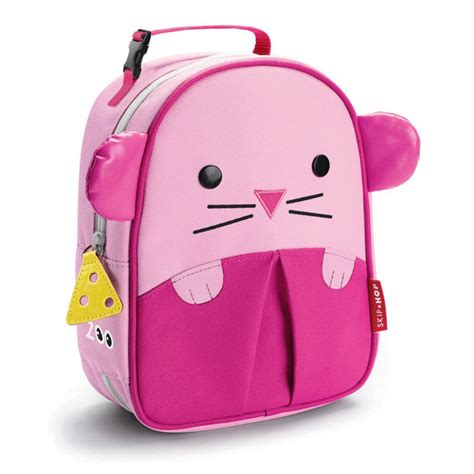 Skip Hop Zoo Lunchies Shark 1 skip hop zoo lunchies insulated lunch bags mouse