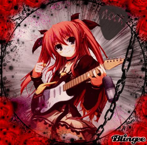 V Anime Rocks by Anime Rock Picture 122174785 Blingee