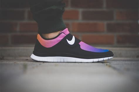 blackpink flash ᐅ nike free socfly quot black pink flash quot review snkr