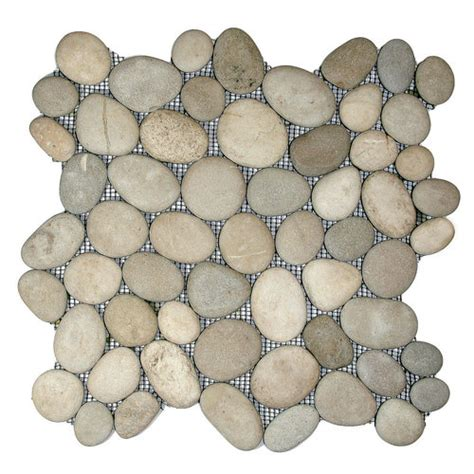 kiesel fliesen asian pebble tile pebble tiles pebble mosaic